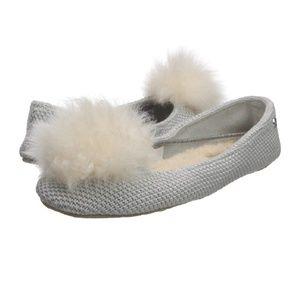 Ugg Andi pom pom slipper